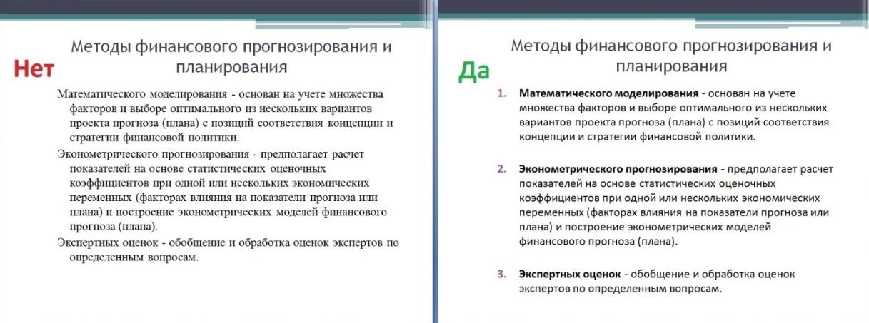 текст презентация